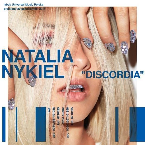 NATALIA NYKIEL Discordia LP