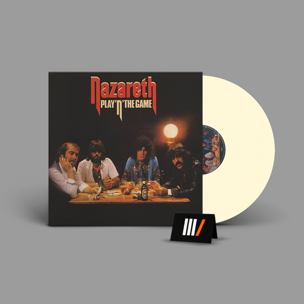 NAZARETH Play 'N' The Game LP
