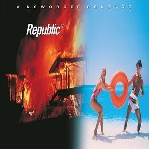NEW ORDER Republic LP