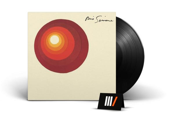 NINA SIMONE Here Comes the Sun LP
