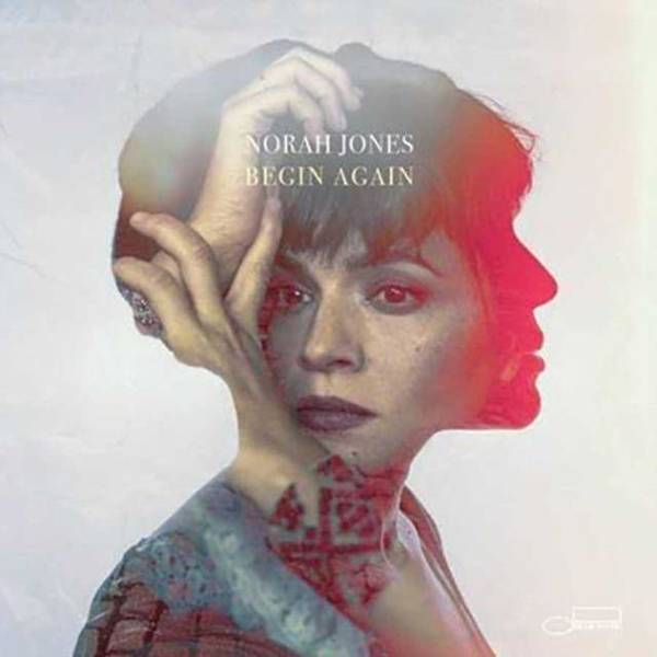 NORAH JONES Begin Again LP