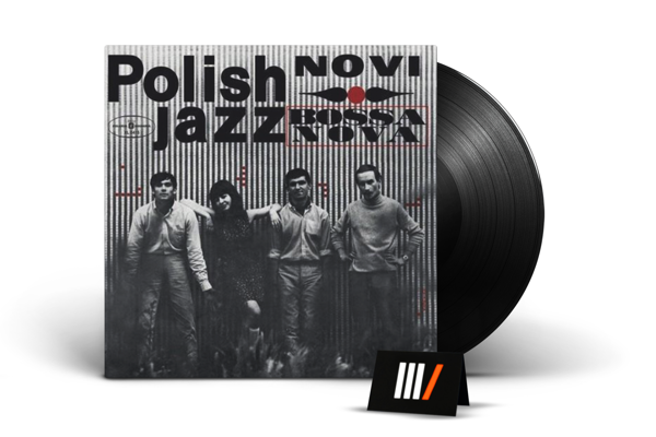 NOVI SINGERS Bossa Nova (POLISH Jazz) LP