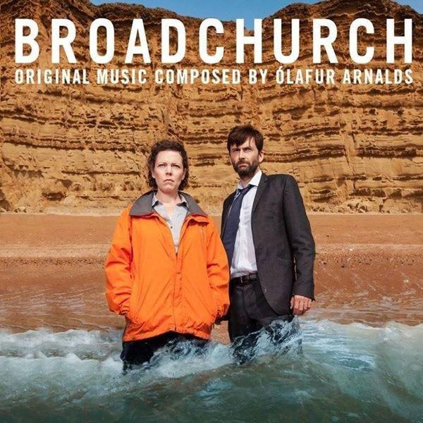 OLAFUR ARNALDS Broadchurch LP
