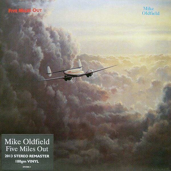 OLDFIELD, MIKE Five Miles Out LP
