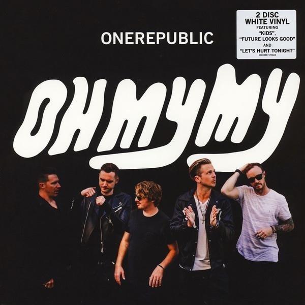 ONEREPUBLIC Oh My My  2LP