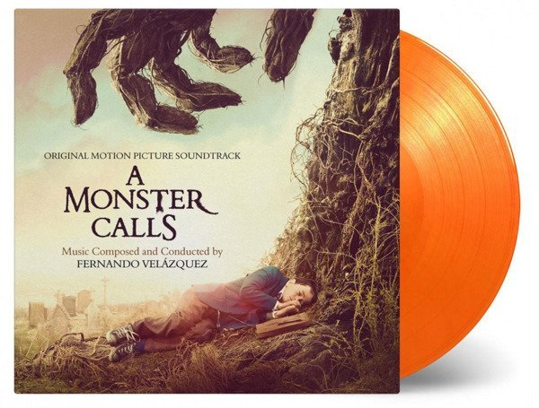 OST A Monster Calls 2LP