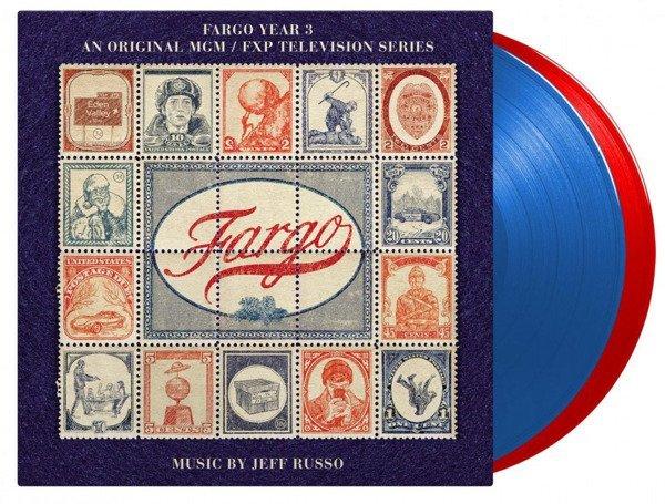 OST Fargo S.3 2LP