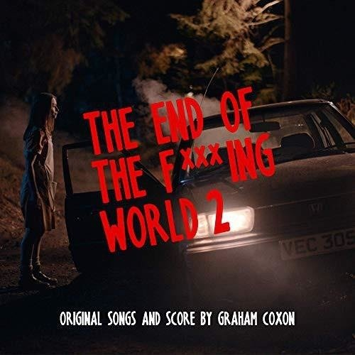OST / GRAHAM COXON The End Of The F***Ing World 2 (ORIGINAL Songs And Score) 2LP