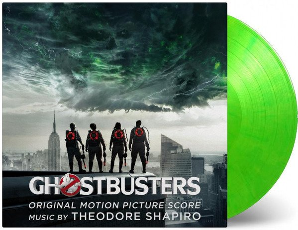 OST Ghostbusters (2016) LP (Coloured Vinyl)