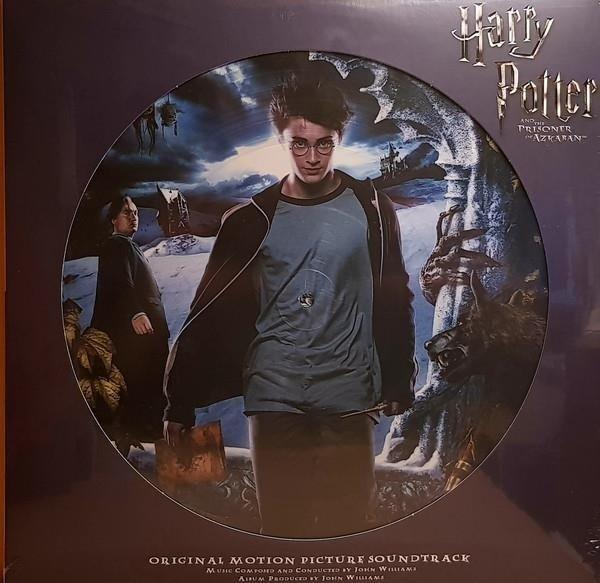 OST / JOHN WILLIAMS Harry Potter And The Prisoner Of Azkaban 2LP
