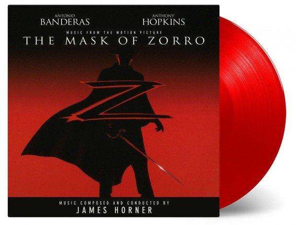 OST Mask of Zorro 2LP