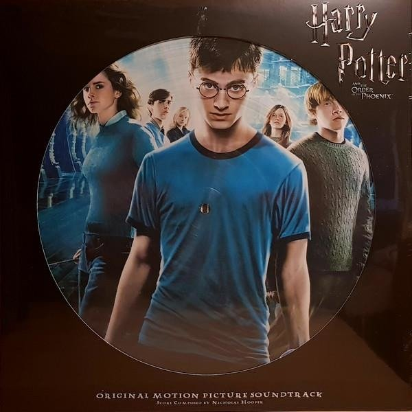 OST / NICHOLAS HOOPER Harry Potter And The Order Of The Phoenix 2LP