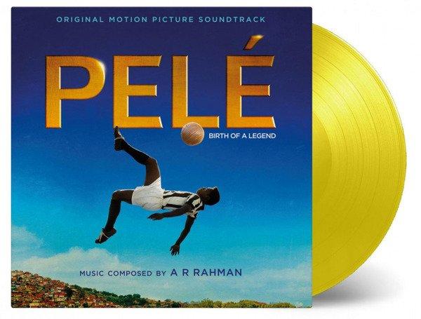 OST Pele (A R Rahman) LP