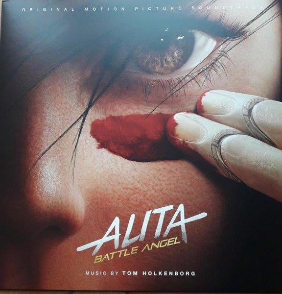 OST / TOM HOLKENBORG Alita: Battle Angel LP