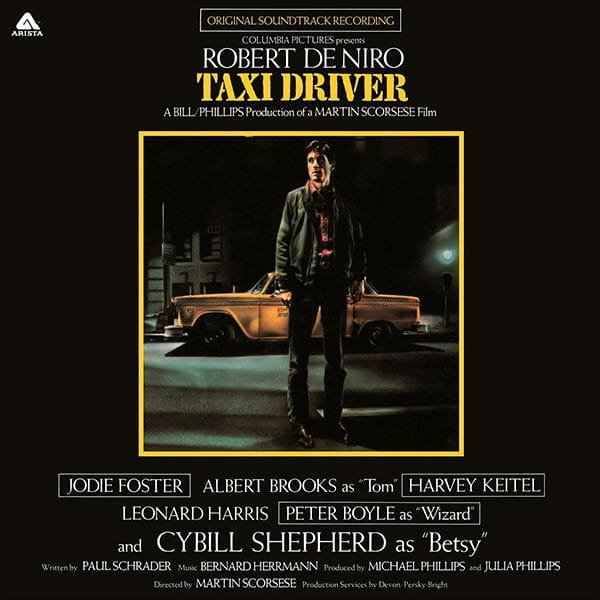 OST Taxi Driver LP