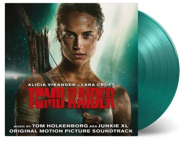 OST Tomb Raider 2LP