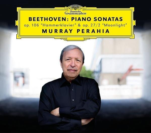 PERAHIA MURRAY Beethoven Piano Sonatas LP