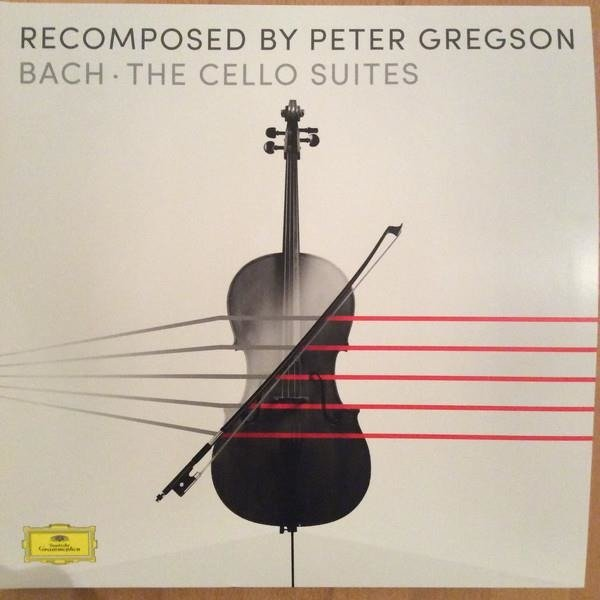 PETER GREGSON Recomposed By Peter Gregson 3LP