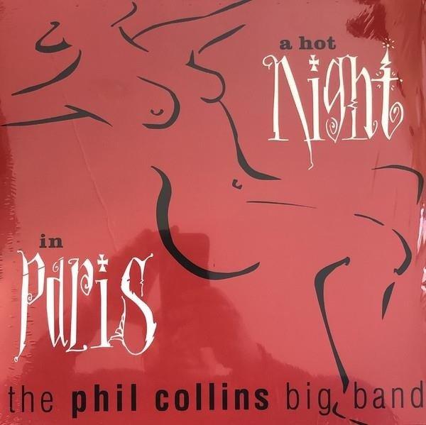 PHIL COLLINS A Hot Night In Paris LP