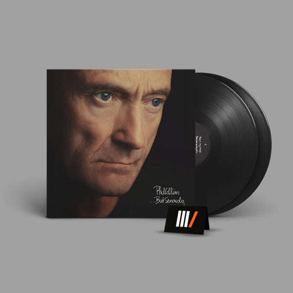 PHIL COLLINS But Seriously 2LP DELUXE