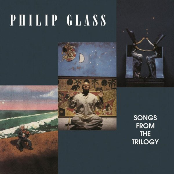 PHILIP GLASS Songs From the Trilogy LP