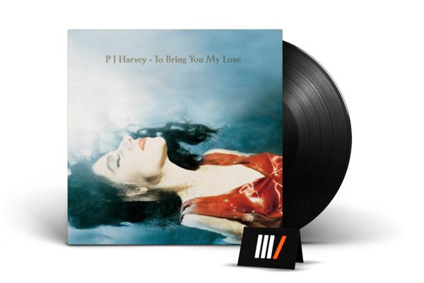 PJ HARVEY To Bring You My Love LP