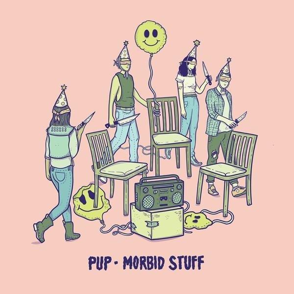 PUP Morbid Stuff LP