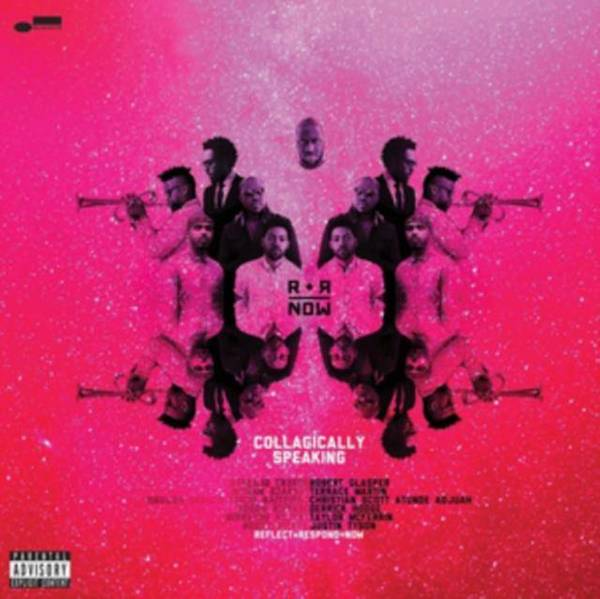 R R NOW Collagically Speaking 2LP