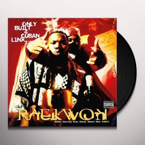 RAEKWON Only Built 4 Cuban Linx 2LP