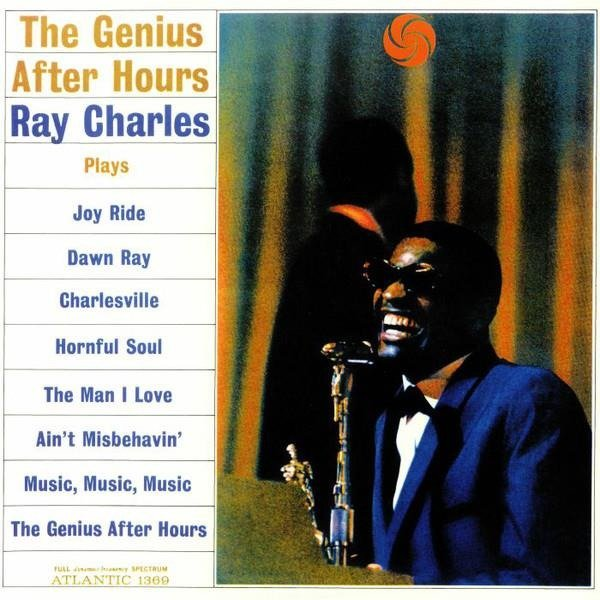 RAY CHARLES The Genius After Hours (MONO) LP