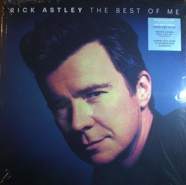 RICK ASTLEY The Best Of Me (LIMITED Edition) 2LP
