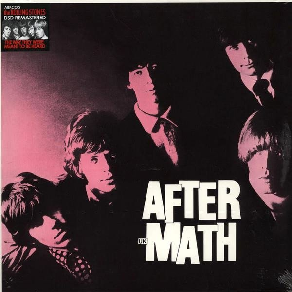 ROLLING STONES Aftermath LP