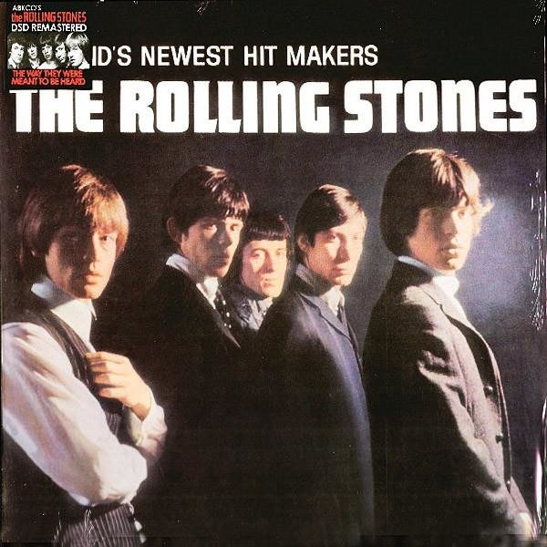 ROLLING STONES England's Newest Hit Makers LP