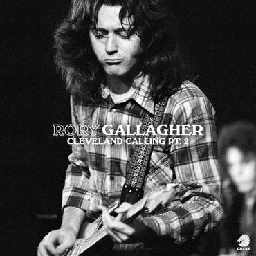 RORY GALLAGHER Cleveland Calling Part 2 LP RSD