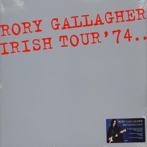 RORY GALLAGHER Irish Tour '74  2LP