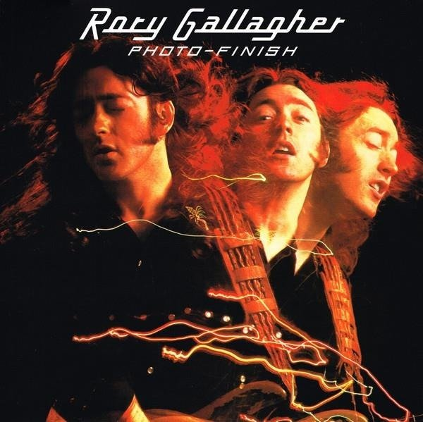 RORY GALLAGHER Photo Finish LP