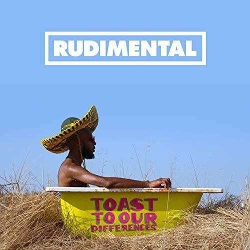 RUDIMENTAL Toast To Our Differences 2LP