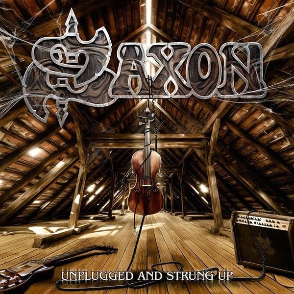 SAXON Unplugged And Strung Up 2LP