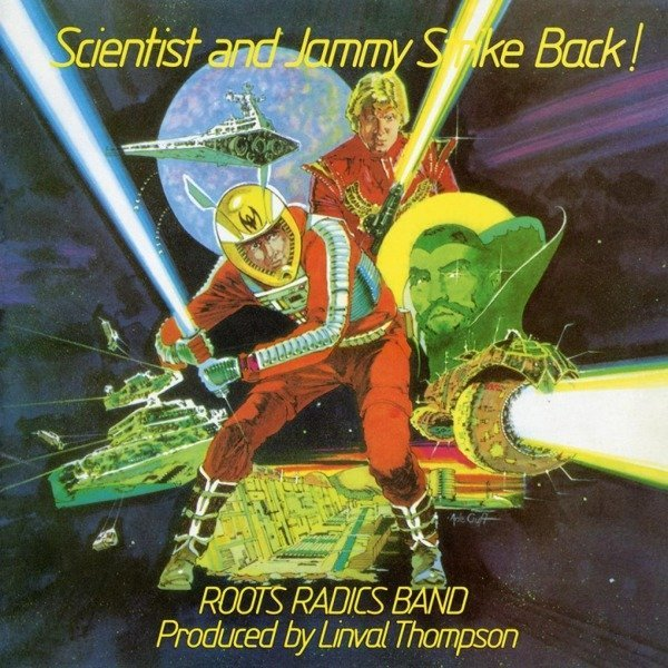SCIENTIST & PRINCE JAMMY Scientist & Prince Jammy Strike Back! LP
