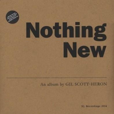 SCOTT-HERON, GIL Nothing New LP