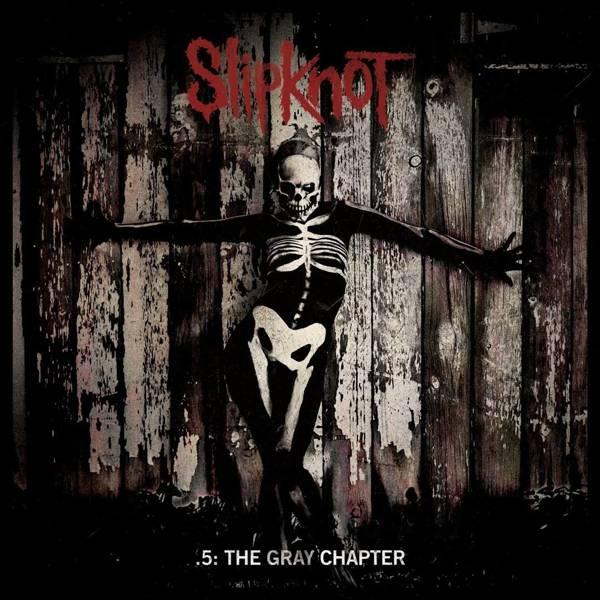 SLIPKNOT 5: The Grey Chapter 2LP