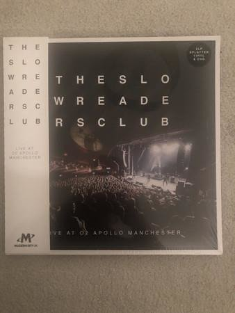 SLOW READERS CLUB, THE Live At The Apollo 2LP