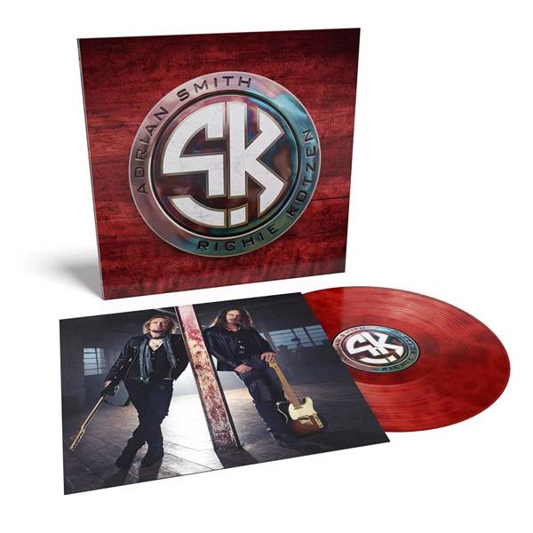 SMITH / KOTZEN Smith / Kotzen (RED/BLACK Smoke Vinyl) LP