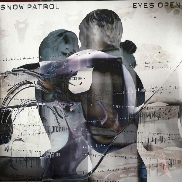 SNOW PATROL Eyes Open  2LP