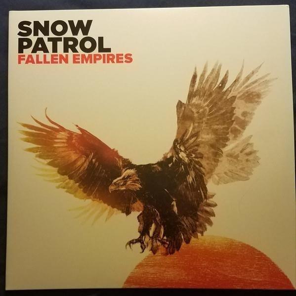 SNOW PATROL Fallen Empires  2LP