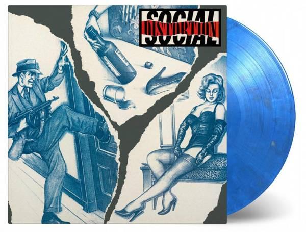 SOCIAL DISTORTION Social Distortion COLOURED LP