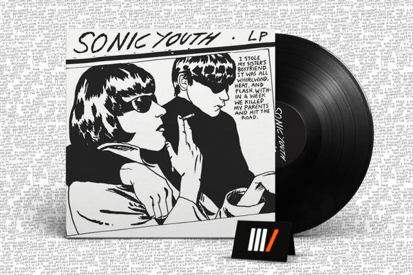 SONIC YOUTH Goo LP