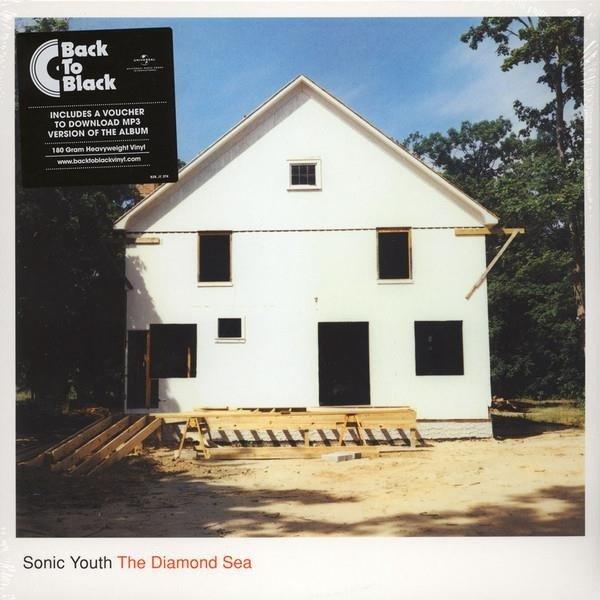 SONIC YOUTH The Diamond Sea LP