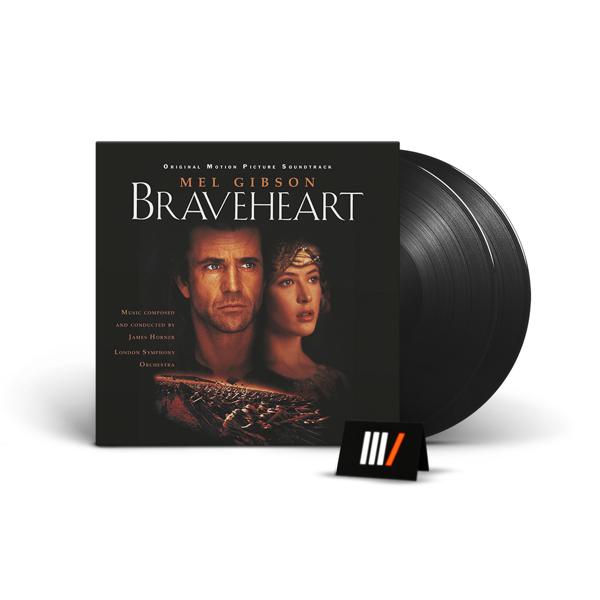 SOUNDTRACK Braveheart 2LP