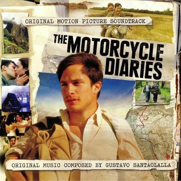 SOUNDTRACK Motorcycle Diaries LP